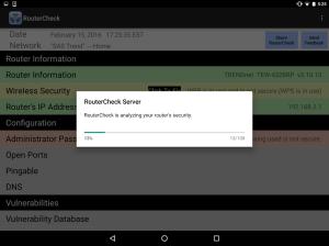 RouterCheck 0.9.22 Screen 9