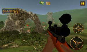 Sniper Deer Hunt:jungle hunt 2.4 Screen 6