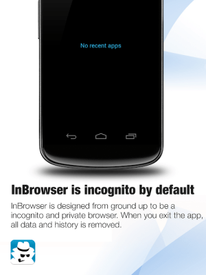 InBrowser - Incognito Browsing 2.42.5 Screen 4