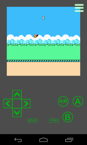 Android My NES Emulator Screen 7