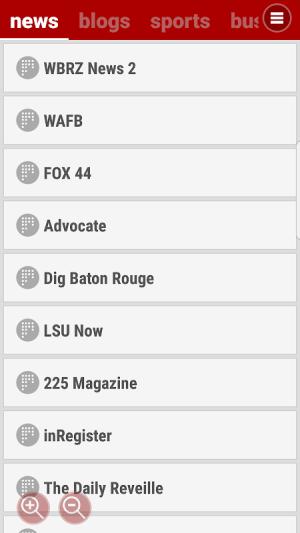 Baton Rouge Local News 10.2 Screen 5
