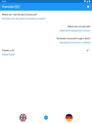 iTranslate Translator & Dictionary 5.2.9 Screen 7