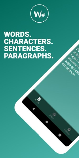Word Counter - Count Words, Sentences & Paragraphs 3.4.1 Screen 6