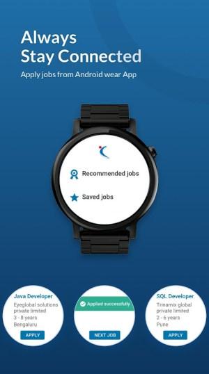 Naukri.com Job Search 12.6 Screen 3
