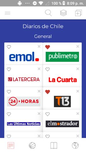Diarios Chile 3.30 Screen 4