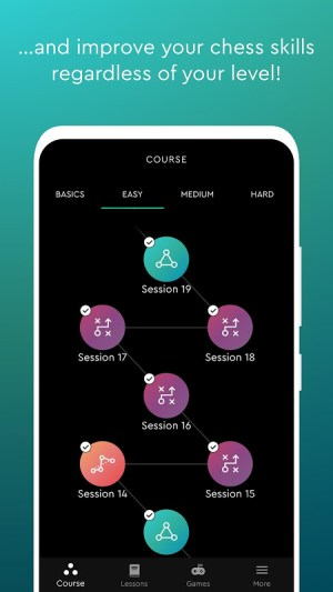 Magnus Trainer - Learn & Train Chess A1.7.171 Screen 2