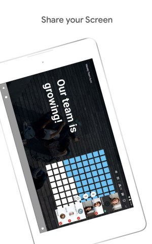 Hangouts Meet 2021.03.21.366254902.Release Screen 13