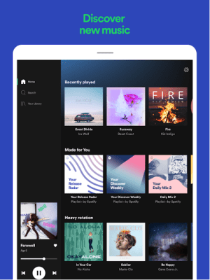 Spotify: Free Music and Podcasts Streaming 8.6.48.796 Screen 13
