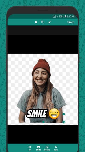 Wemoji - WhatsApp Sticker Maker 1.2.3 Screen 2