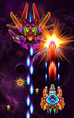 Android Galaxy Attack: Alien Shooter Screen 8