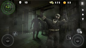 Zombie Hitman-Survive from the death plague 1.1.3 Screen 1