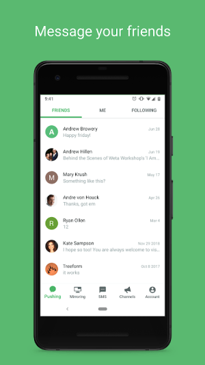 Pushbullet - SMS on PC and more 18.2.31 Screen 11