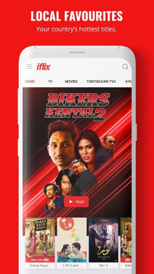iflix - Movies, TV Series & News 3.40.0-19412 Screen 6
