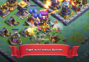 Clash of Clans 13.0.1 Screen 2