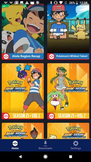 Pokémon TV 3.2.0 Screen 6