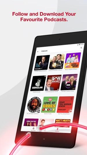 iHeartRadio - Free Music, Radio & Podcasts 9.5.1 Screen 5