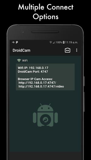 DroidCamX 6.9.2 Screen 2