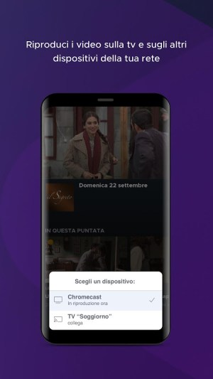 Mediaset Play 5.3.4 Screen 4