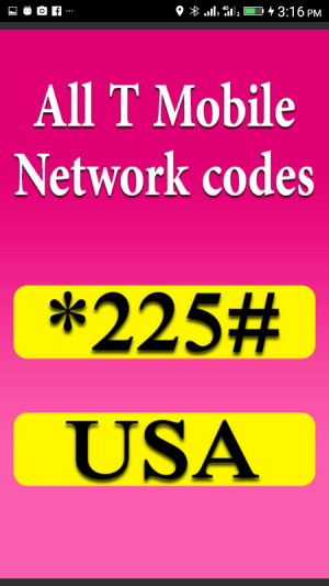 Android All Secret codes for US Mobile : Ussd Codes Screen 5