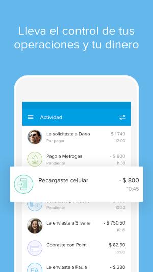 Mercado Pago: recargar saldo y pagar cuentas 2.42.8 Screen 4