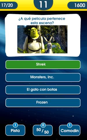 Android Adivina la Pelicula Screen 4