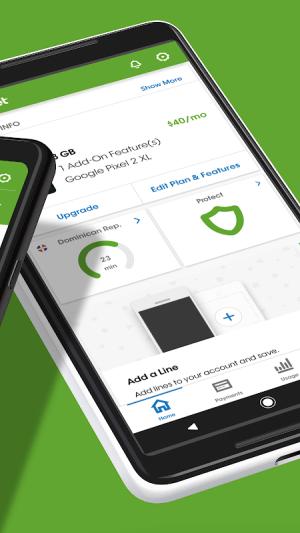 Android myCricket Screen 4