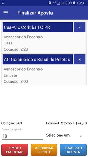 SA Esportes 4.6.1.3 Screen 6