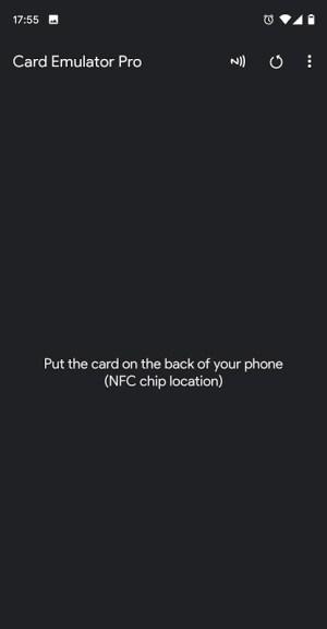 NFC Card Emulator Pro (Root) 6.0.3 Screen 1