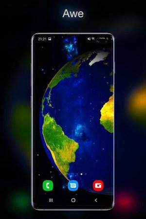 🌍 Earth Live Wallpaper 🌍 1.37 Screen 7