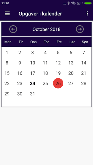 Android SKT Screen 1