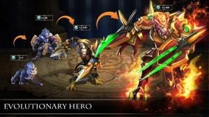 Trials of Heroes: Idle RPG 2.3.6 Screen 2