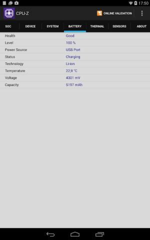 CPU-Z 1.33 Screen 14