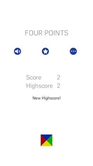 Four Points 1.0.11 Screen 1