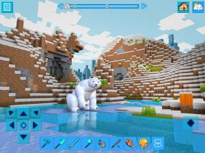 AdventureCraft: 3D Craft Building & Block Survival 4.2.0 Screen 3