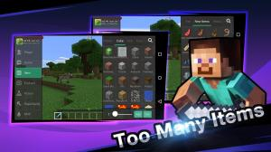 Master for Minecraft- Launcher 1.4.18 Screen 1