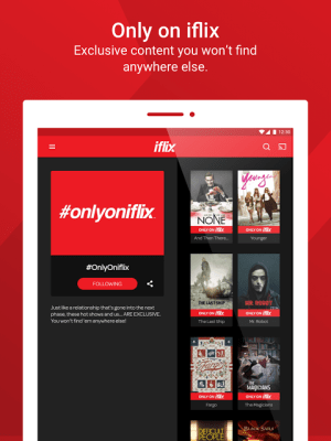 iflix 2.32.0-6366 Screen 7