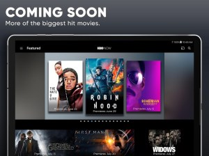 HBO NOW: Stream TV & Movies 22.0.0.540 Screen 5