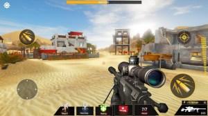 Bullet Strike: Sniper Games - Free Shooting PvP 1.0.3.5 Screen 12