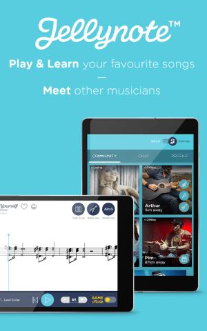 Jellynote - Tabs & Sheet Music 3.3.5 Screen 5