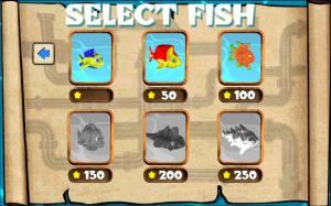 Android Fish Trip Screen 4
