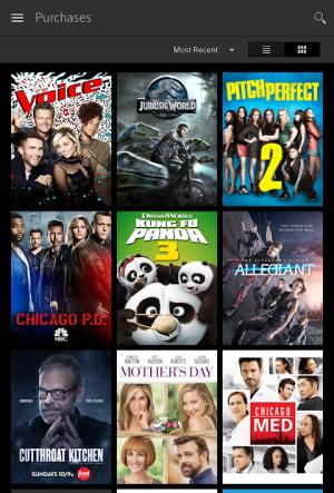 Xfinity Stream 5.2.0.054 Screen 10