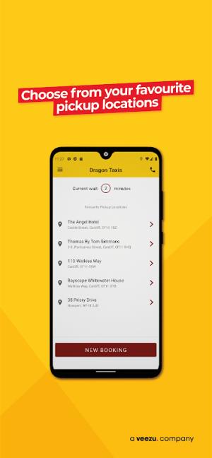 Dragon Taxis 9.1.2 Screen 2