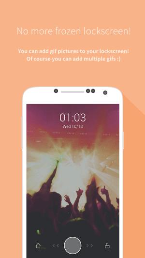 Mydol- Lockscreen, Virtual chat, Chat bot 4.3.0 Screen 2