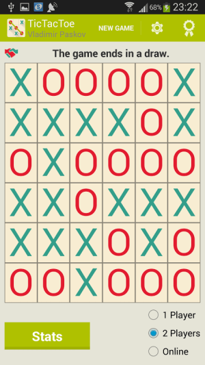 Tic Tac Toe 3.0.1 Screen 17