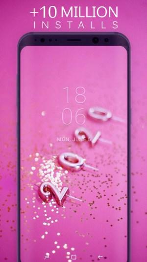 Cute Girly HD wallpapers & backgrounds 6.0 Screen 4