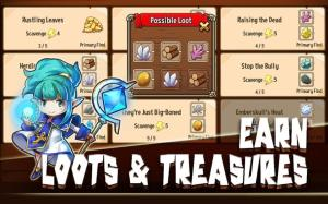 Crazy Defense Heroes: Tower Defense Strategy TD 1.8.1 Screen 5