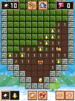 Minesweeper: Collector - Online mode is here! 2.5.1 Screen 7