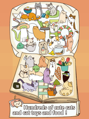 Android Cat Idle Jigsaw Puzzle Game Screen 10