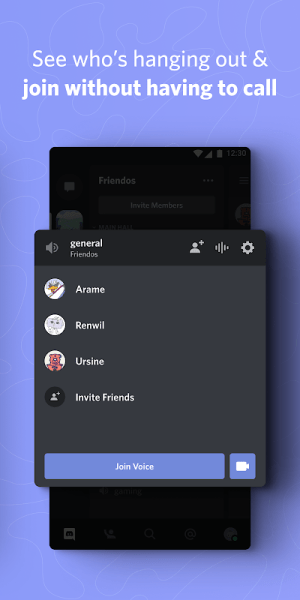 Discord - Talk, Video Chat & Hangout with Friends 33.7 Screen 4