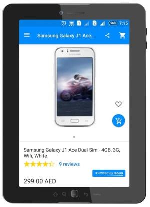 Android Souq.com Screen 5